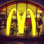 Photo taken at McDonald's by Irakli G. on 2/28/2012