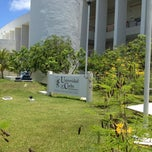 Photo taken at Universidad del Caribe by Juan Manuel L. on 5/29/2012