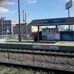 Photo taken at Metra - Clybourn by Shelly T. on 3/5/2012