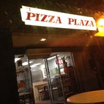 Photo taken at Pizza Plaza by Gabriel G. on 2/11/2012