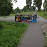 Photo taken at Skateboard Zoetermeer Seghwaertse hout by Maaiky on 6/5/2012