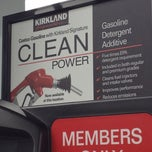 Photo taken at Costco Gasoline by Shan S. on 4/6/2012