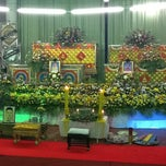 Photo taken at วัดหนองบอน by gujabah g. on 5/29/2012