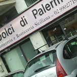 Photo taken at Dolci di Palermo by pamela .. on 5/13/2012