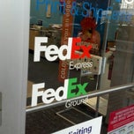 Photo taken at FedEx Office Print & Ship Center by C R. on 8/15/2012