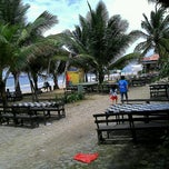 Photo taken at Kemala Beach & Resto by Arie Bagus H. on 8/19/2012
