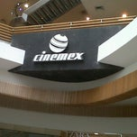 Photo taken at Cinemex by Feer S. on 7/25/2012