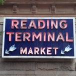 Photo taken at Reading Terminal Market by Jennifer K. on 9/1/2012