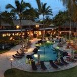 Photo taken at Ko'a Kea Hotel & Resort by Mike B. on 4/4/2012