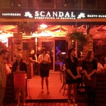 Photo taken at Scandal by Maris L. on 6/29/2012