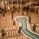 Photo taken at St. Martins Therme & Lodge by Chris M. on 3/19/2012