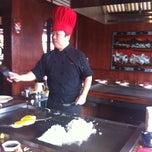 Photo taken at Tokyo Japanese Steak House & Sushi Bar by Jody P. on 2/26/2012