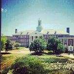 Photo taken at University of Nebraska at Omaha by Liz Z. on 7/16/2012