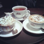 Photo taken at Caffè Nero by Rubo S. on 6/5/2012