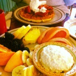 Photo taken at Lazy Jane's Cafe and Bakery by Jim R. on 5/31/2012
