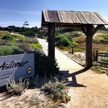 Photo taken at Asilomar Conference Grounds by David W. on 4/27/2012