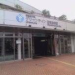 Photo taken at 日吉本町駅 (Hiyoshi-honcho Sta.) (G09) by Joe H. on 7/21/2012