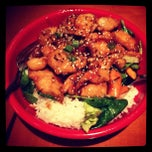 Photo taken at Pei Wei by Always A. on 4/17/2012