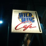 Photo taken at Wild Wing Cafe by Melissa E. on 6/4/2012
