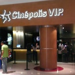 Photo taken at Cinépolis by Adolfo V. on 9/10/2012