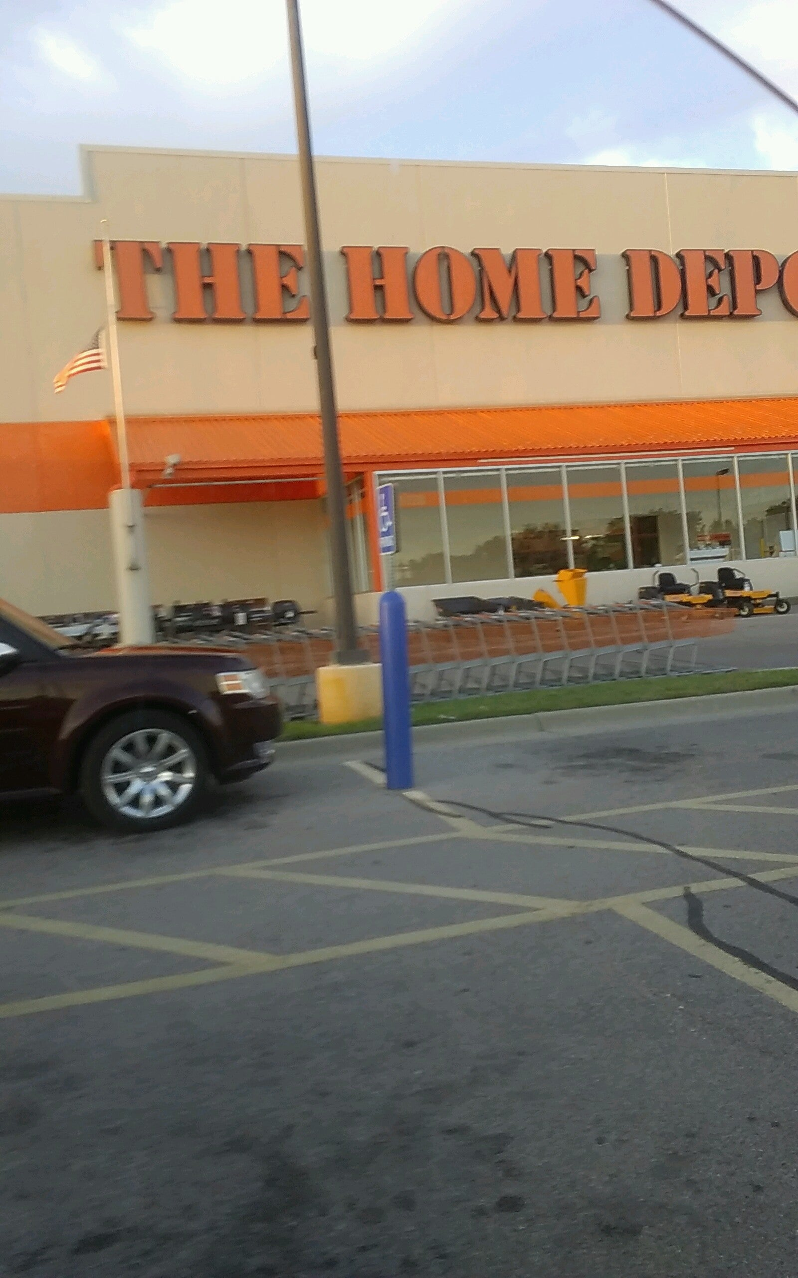The Home Depot at 3350 N Woodlawn Wichita KS