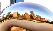 Millennium Park via Bike and Roll