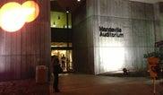 Mandeville Auditorium