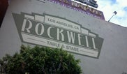 Rockwell: Table & Stage
