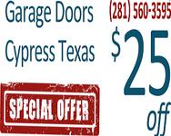 Garage Doors Cypress TX