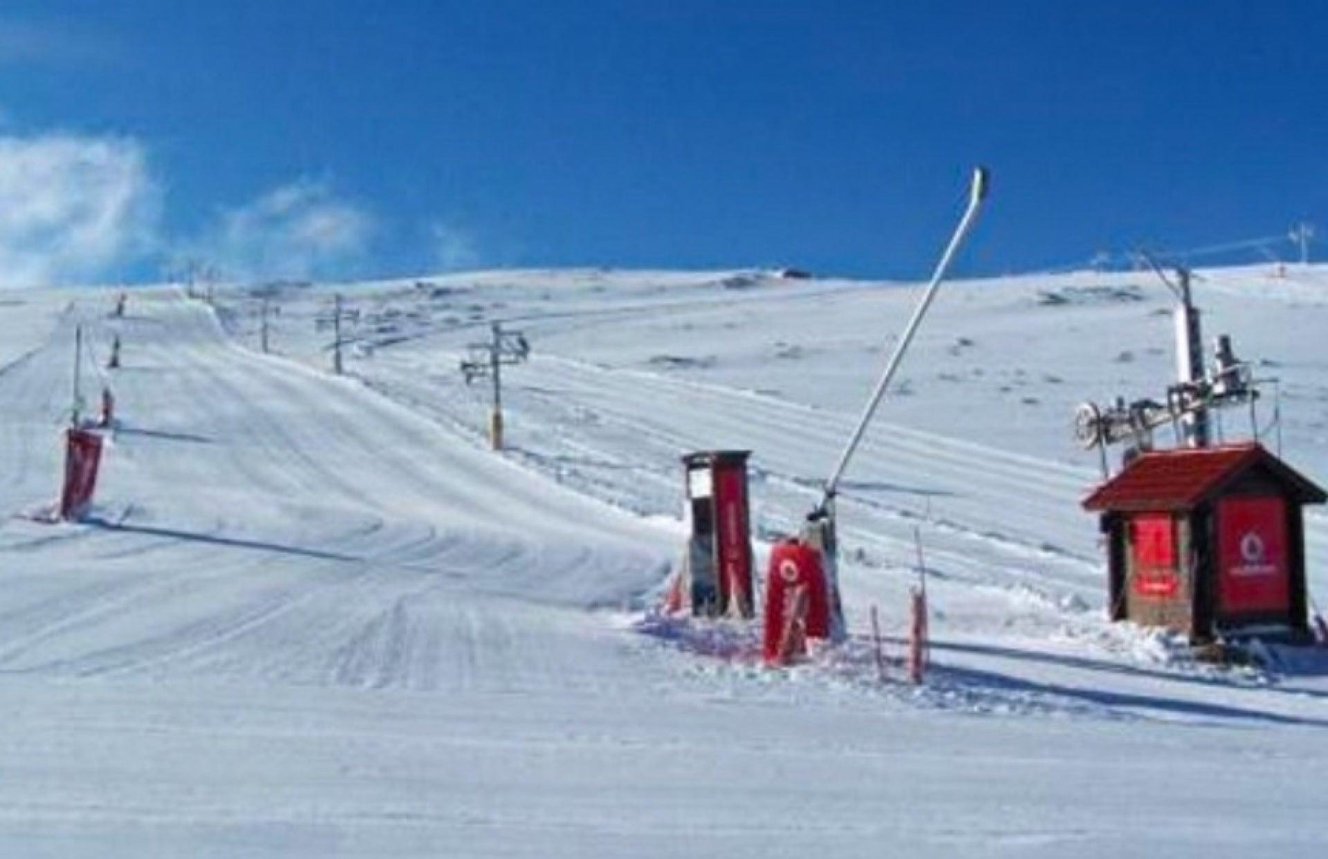 estância de ski vodafone
