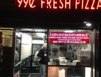 Cover Photo for Stefan D-W's map collection, Dollar Slice Pizza Joints