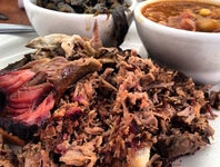 Cover Photo for Sean Cramer's map collection, Atlanta's Best BBQ