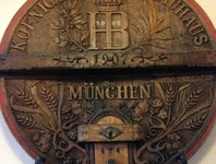 Cover Photo for Tom Osmers's map collection, Munich