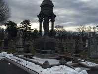 Cover Photo for Kenny Kocincki's map collection, Cemetary
