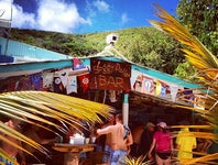 Cover Photo for Debra Thompson's map collection, Jost Van Dyke