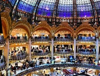 Cover Photo for Paris France's map collection, Paris Department Stores