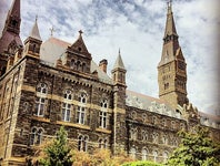 Cover Photo for Hojun Lee's map collection, Georgetown University