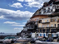 Cover Photo for Domenic Cina's map collection, Positano
