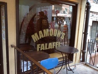 Cover Photo for Dennis Rainaldi's map collection, NYC's Best Falafels
