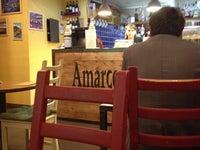 ресторан Amarcord