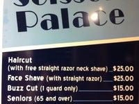 Scissors Palace