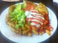 Greece Burger