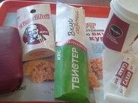кафе KFC