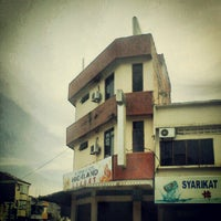 Photo taken at Pengkalan Hulu by Mkn A. on 6/4/2012