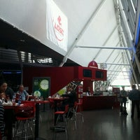 Photo taken at Lille Airport (LIL) by William B. on 6/8/2012
