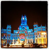 Photo taken at Palace of Communication by Lara L. on 5/14/2012