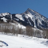Photo taken at Crested Butte Mountain Resort by Richard V. on 3/11/2012
