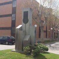 Photo taken at Universidad Camilo José Cela (UCJC) by Alejandra F. on 4/23/2012