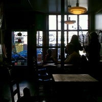 Photo taken at Café Zog by Peter B. on 2/5/2012