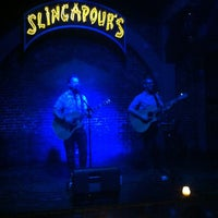 Photo taken at Slingapour's by Nathan H. on 6/1/2012